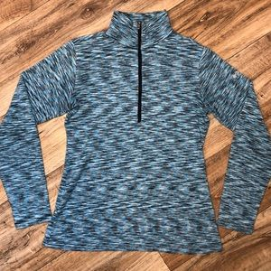 Columbia 1/2 zip knit pullover